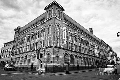 Argent Photograph - The Argent Centre Frederick Street And Legge Lane Jewellery Quarter Birmingham Uk by Joe Fox