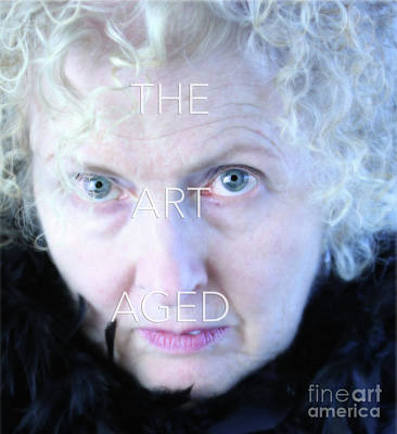 Senior Digital Art - The Art Aged  by Steven Digman