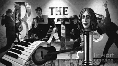 The Beatles Original by Daniela Constantinescu
