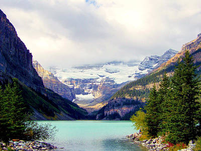 Canadian Landscape Photograph - The Beauty Within by Karen Wiles