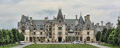 The Biltmore Estate Print by Stephen Stookey