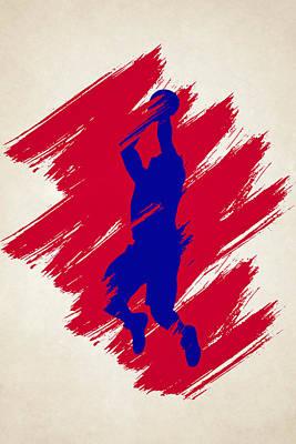 Los Angeles Clippers Photograph - The Blake by Joe Hamilton
