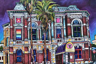The Bonham Exchange Original by Patti Schermerhorn