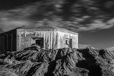 Norway Photograph - The Bunker by Erik Brede