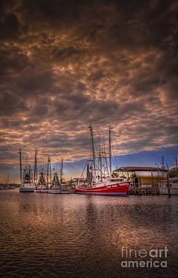 Fishing Boat Photograph - The Captain Jack by Marvin Spates