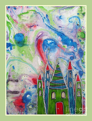 The Castle Forgives Original by Aqualia