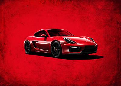 Porsche 911 Photograph - The Cayman by Mark Rogan