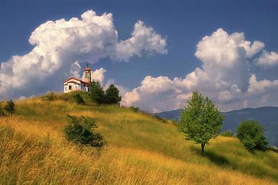 The Chapel Original by Albena Markova