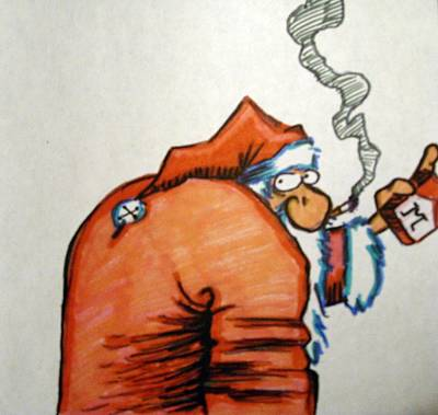The Claus Original by Michael Toth