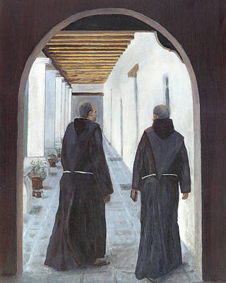 The Cloister Original by Peter Worsley