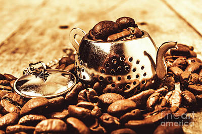 Golden Afternoon Photograph - The Coffee Roast by Jorgo Photography - Wall Art Gallery