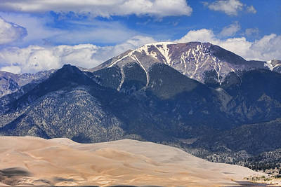 The Colorado Great Sand Dunes  125 Print by James BO  Insogna