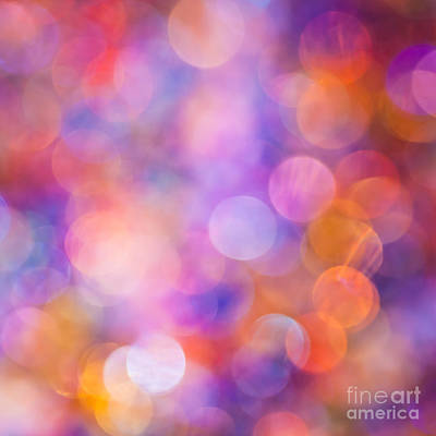 Corporate Art Photograph - The Colour Of Happiness by Jan Bickerton