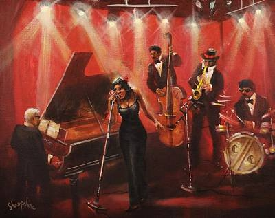 The Cotton Club Original by Tom Shropshire
