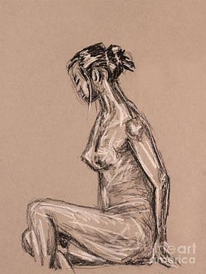 The Dancer Original by Robert Yaeger