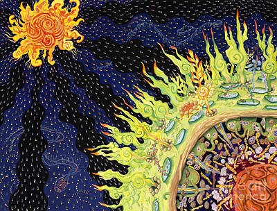 The Deep Print by Shoshanah Dubiner