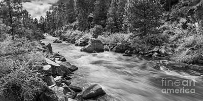Deschutes Photograph - The Deschutes River Panorama by Twenty Two North Photography