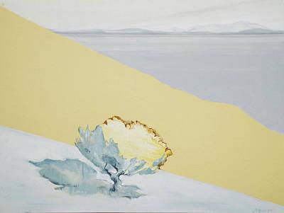 Painting - The Desert Floor  by Amy Bernays