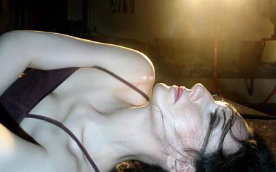 Self-portrait Photograph - The Dilemma - Self Portrait by Jaeda DeWalt