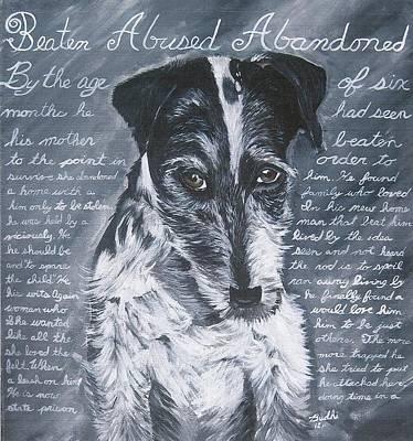 The Dog Original by Budhi Blair