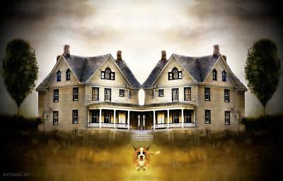 The Dog House Original by Kari Nanstad