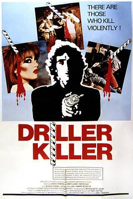 1970s Movies Photograph - The Driller Killer, Abel Ferrara, 1979 by Everett