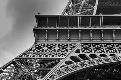 The Eiffel Print by Pejman Mannani