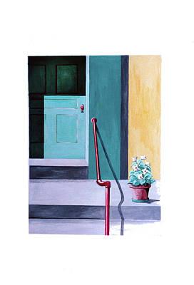 The Entrance. Original by Daniele Zambardi