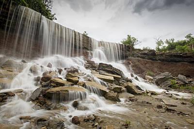 The Falls Print by Chris Harris