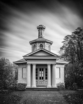 The Folly At Dundurn Castle Print by Trevor Chapman