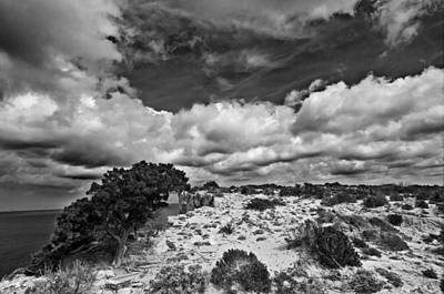Black Photograph - The Force Of Elements by Pedro Cardona