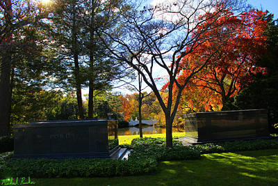 The Fords - Woodlawn Cemetery Original by Michael Rucker
