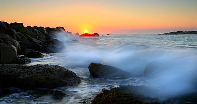 Fleurieu Peninsula Photograph - The Fury Of The Sea by Mike  Dawson