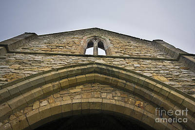 Historic Buildings Photograph - The Gatehouse by Stephen Smith