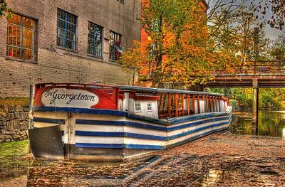 Washingtondc Photograph - The Georgetown 2 by Brian Governale
