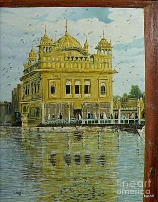 The Golden Temple Original by Syed kashif Ahmad