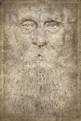 The Gospel Of John Print by Brett Pfister