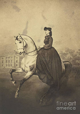 The Grand Duchess Alexandra Print by MotionAge Designs