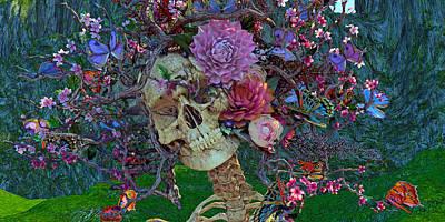 Voted Digital Art - Fugitive From Society by Betsy Knapp