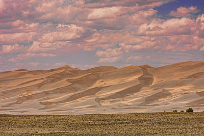 The Great Colorado Sand Dunes  177 Print by James BO  Insogna