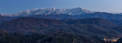 Gatlinburg Tennessee Photograph - The Great Smoky Mountains by Everet Regal