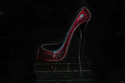 The Heel Print by Bill Hayes