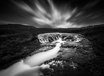 Stream Photograph - The Hidden Vista by Janne Kahila