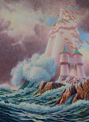 The High Tower Original by Graham Braddock