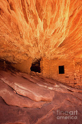 Pueblo Architecture Photograph - The House Of Fire by Jane Rix