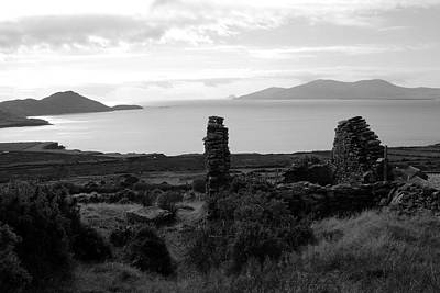 Stone Buildings Photograph - House Of The Piper by Aidan Moran