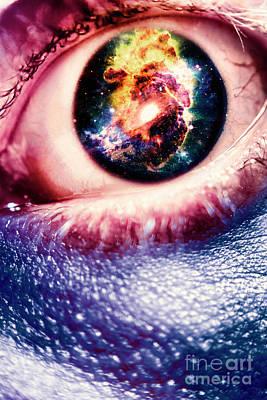 Stellar Photograph - The Human Evolution by Jorgo Photography - Wall Art Gallery