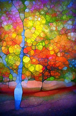 Pathway Digital Art - The Inbetweeners by Tara Turner