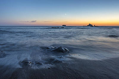 The Intention Of The Sea Original by Jon Glaser