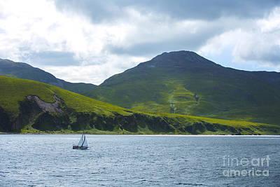 Islay Photograph - The Isle Of Jura, Scotland by Diane Diederich